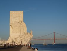 Free Tagus Riverside Stock Photography - 18661602