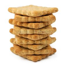 Free Tower Of Biscuits Stock Photography - 18662322