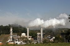 Free Industrial Pollution Stock Photo - 18663280