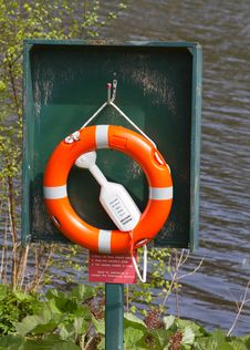 Free Life Buoy Stock Photos - 18663513
