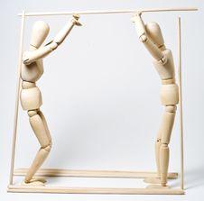 Free Figurines Stock Photography - 18664702