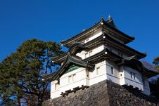Free JAPAN Imperial Palace Stock Images - 18666094