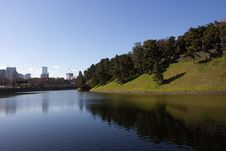 Free Imperial Palace S River Royalty Free Stock Photos - 18666148