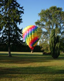 Free Landing 2 Stock Photography - 18666482