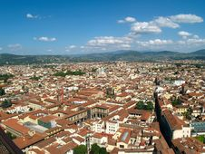 Free Looking Over Florence, Italy Stock Image - 18667581