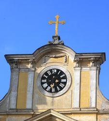 Free St. Ladislaus Church Tower Stock Photos - 18667593