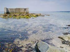 Free Ruin In Denmark Royalty Free Stock Photos - 18668088