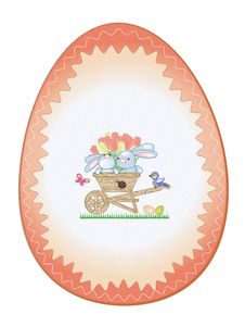 Free Easter Egg Royalty Free Stock Photos - 18669688