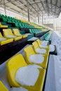 Free Football Stadium Tribune Royalty Free Stock Photo - 18670845