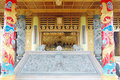 Free Inside The Temple Royalty Free Stock Images - 18671639
