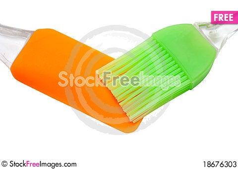 Free Culinary Brush And Shovel Stock Photos - 18676303