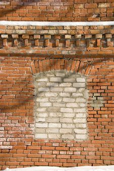 Free Bricks  Wall Background Royalty Free Stock Photography - 18670807
