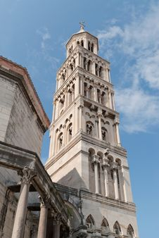 Free Cathedral Of St Domnius Royalty Free Stock Photography - 18671277