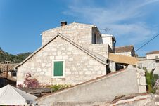 Free Rooftops Over Hvar Royalty Free Stock Photos - 18671478