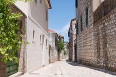 Free The Croationa City Stari Grad Stock Photos - 18671503
