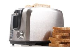 Free Toaster Stock Images - 18672354