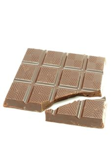 Free Chocolate Bar Royalty Free Stock Photography - 18672527