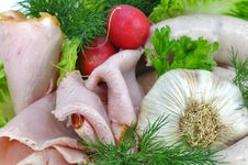 Free Fresh Meats Stock Image - 18673211
