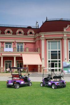 Free Golf Course Stock Photos - 18674373