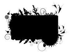 Free Foliage Frame Stock Image - 18674571