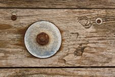 Free Wooden Background Stock Photography - 18675412