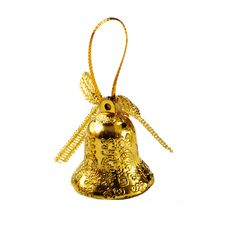 Small Decorative Bell Royalty Free Stock Photography