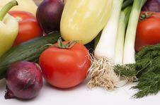 Free Raw Vegetables Royalty Free Stock Photography - 18675657