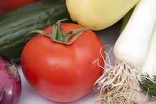 Free Raw Vegetables Stock Photo - 18675660
