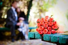 Free Wedding Bouquet Royalty Free Stock Images - 18677589