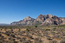 Free Red Rocks Canyon Nevada Royalty Free Stock Photos - 18677848