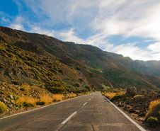 Free Tenerife Straight Stock Photos - 18677853