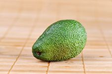 Ripe Avocadoripe Avocado Royalty Free Stock Images