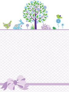 Free Easter Illustration Stock Photography - 18679502