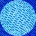 Free Blue Globe Royalty Free Stock Image - 18680406