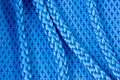 Free Blue Fabric And Rope Royalty Free Stock Images - 18680469