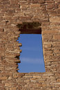 Free Window, Chaco Culture National Historic Site Royalty Free Stock Photos - 18681468