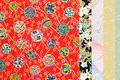 Free Japanese Traditional Pattern Royalty Free Stock Photo - 18685605