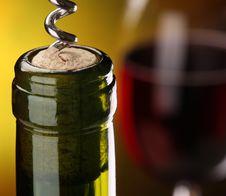 Free Still Life With Wine. Stock Photo - 18680400