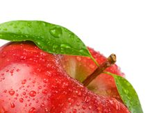 Free Ripe Red Apple Stock Photo - 18680620