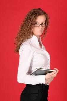 Free Businesswoman Royalty Free Stock Image - 18681576