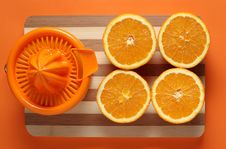 Free Orange Juice Royalty Free Stock Image - 18682186