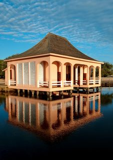 Free The Boathouse Royalty Free Stock Photography - 18682347