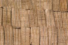 Free Bamboo Mat Stock Image - 18683291
