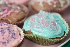 Free Cupcakes Stock Images - 18687304