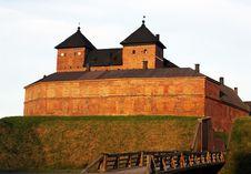 Free Häme Castle In Hämeenlinna, Finland Royalty Free Stock Image - 18687926