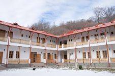 Free Monastery Chambers In Romania Stock Photos - 18687933