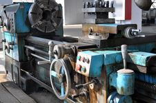 Free Lathe Stock Photos - 18688703