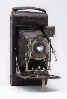 Free Old Photo Camera Stock Image - 18689081
