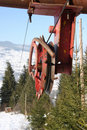Free Ski-lift Stock Images - 18696944