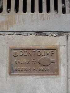 Free Sidewalk Sign Stock Photos - 18690253